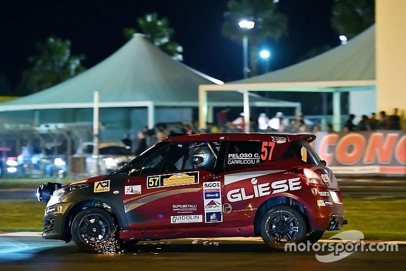 Suzuki Rally Trophy e Suzuki Rally Cup al Rally Circuito di Cremona