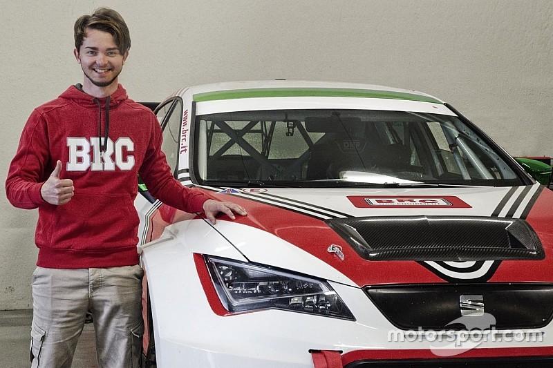 Alberto Viberti torna alle origini con il BRC Racing Team