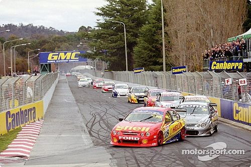 Canberra Supercars return not a done deal