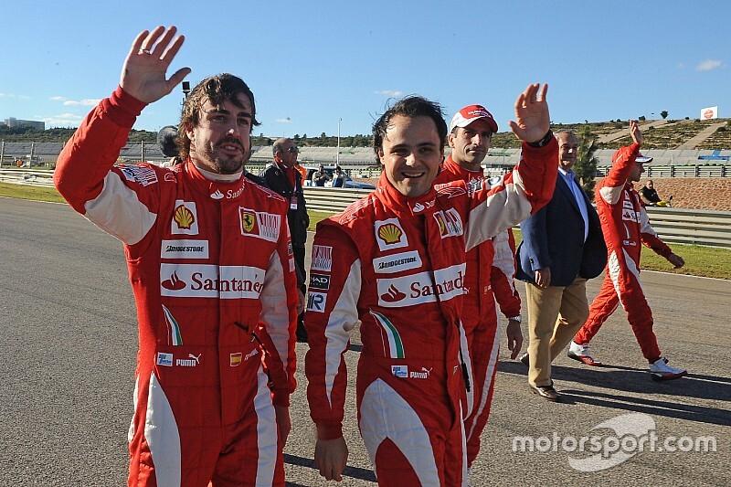 Massa is közel 0,5 másodperceket kapott Alonsótól - frissített táblázattal Hamiltonnal, Buttonnal...