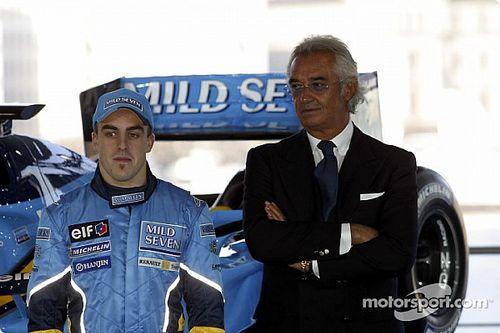 «В Renault были категорически против». Бриаторе рассказал, как устроил карьеру Алонсо