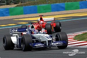 Montoya: Michael Schumacher war ihm als Gegner egal