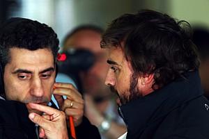 Stella: Alonso nagyon alázatos, csak ez kívülről nem látszik