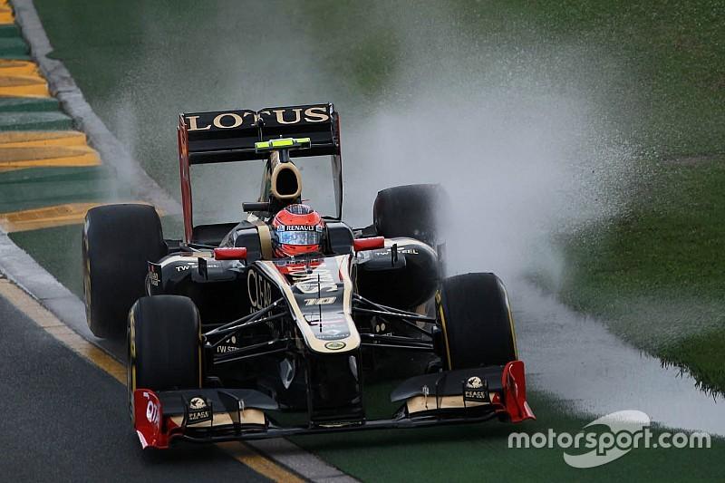 Grosjean: Motor sporlarını neredeyse bırakacaktım!