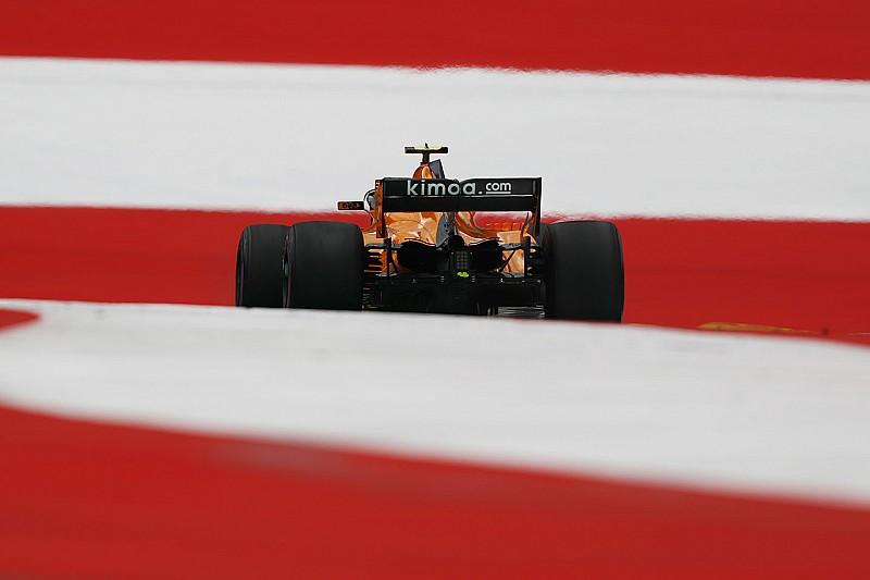 McLaren: 10 mila euro di multa per l'uscita pericolosa di Vandoorne dal pit