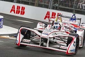 Formel E Reaktion Rosenqvist schimpft über Lopez: