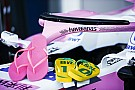 Force India anuncia patrocinio de chanclas Havaianas para el Halo