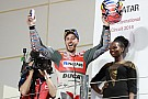 MotoGP Katar: Marquez son darbeyi vuramadı, 0.027 sn fark ile Dovizioso kazandı!