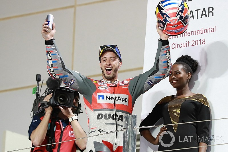 "Dovizioso admits Qatar win was an ""obligation"""