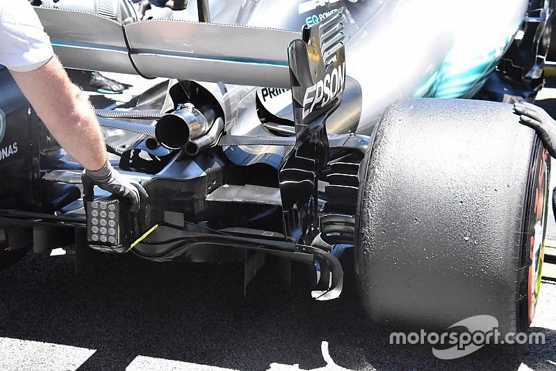 Mercedes: al banco si rompe lo scarico per vibrazioni della trasmissione?