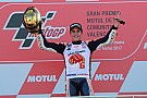 Marquez is now MotoGP's only