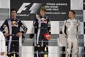 Alle Formel-1-Sieger des GP Abu Dhabi