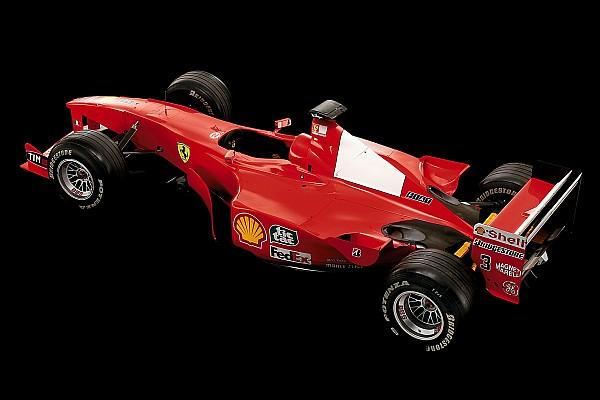 Ferrari's landmark F1 cars: Kicking off Schumacher's reign