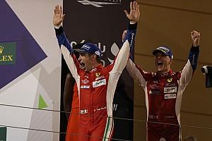 WEC I più cliccati Fotogallery Ferrari: Pier Guidi e Calado campioni WEC GTE-PRO