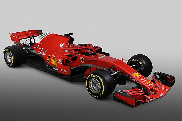 Formule 1 Actualités Ferrari présente sa nouvelle F1: la SF71H