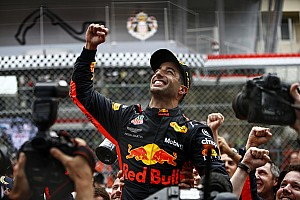 Formula 1 Breaking news Ricciardo: One more win would make me title outsider