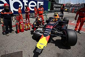 Max Verstappen nach Monaco-Unfall kleinlaut, Kritik wächst