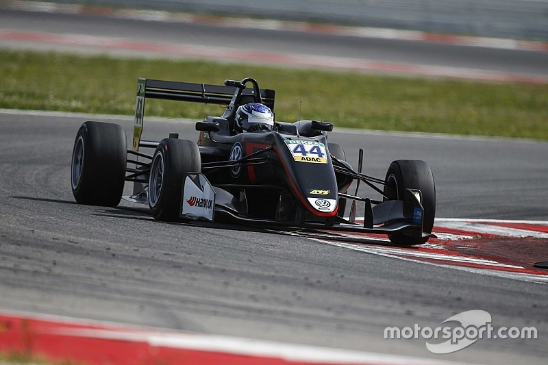 F4 champion Vips tops first Misano F3 test day