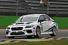 TCR Omologata la Subaru della Top Run, si valutano TCR Italy e Europe