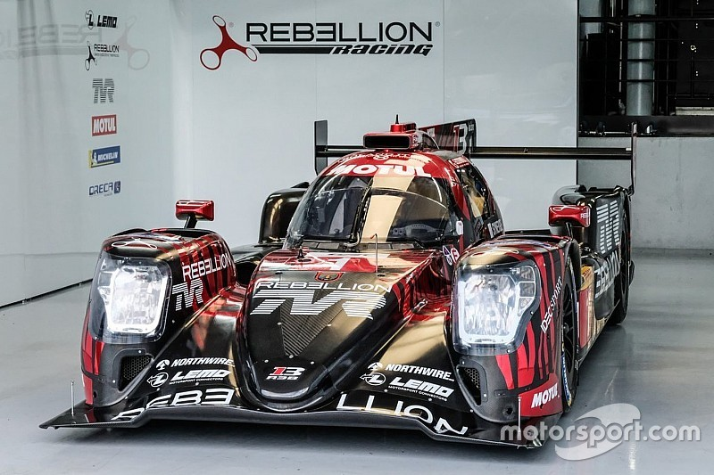 WEC: Rebellion holt Sportwagenhersteller TVR an Bord