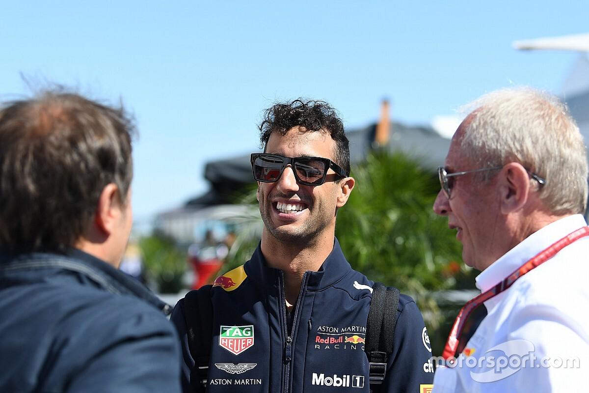 Marko verrät: Ricciardo hatte Red Bull Unterschrift zugesagt