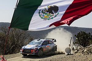 WRC Resumen del tramo Neuville inicia el Rally México con victoria