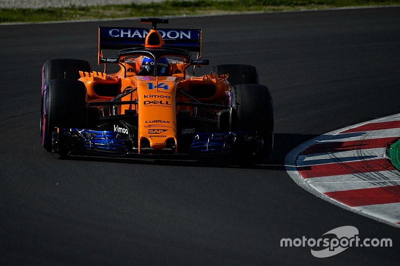 """Alonso a """"different"""" driver in 2018 – McLaren"""