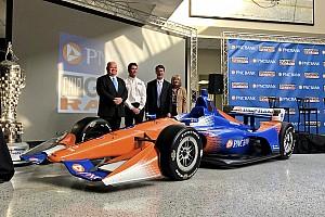 IndyCar Важливі новини У Ganassi показали нове розфарбування машини Діксона