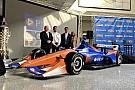 Ganassi mostró la nueva imagen del coche de Dixon