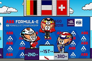 Formula E Artículo especial Vídeo: el ePrix de Santiago de Fórmula E por MinEDrivers