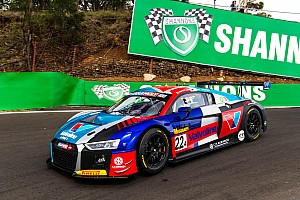 Endurance Practice report Bathurst 12 Hour: Audi finishes Friday on top