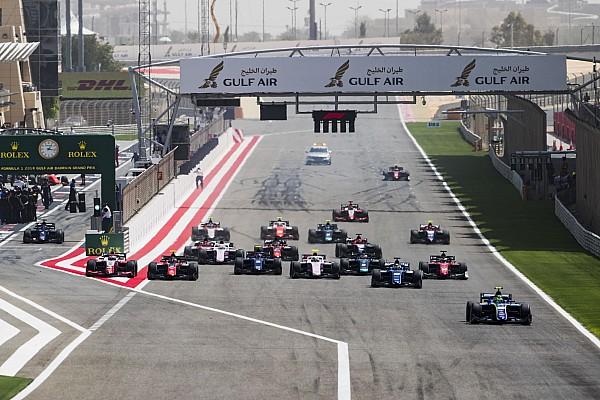 FIA F2 Новость Гонщики Ф2 массово глохли на первом этапе и теперь обвиняют сцепление