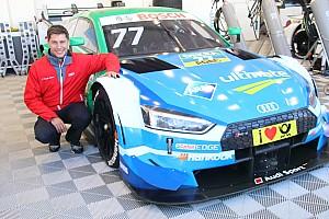 スーパーGT 速報ニュース DTMデモランを満喫したデュバル「引退前にまた日本でレースがしたい」