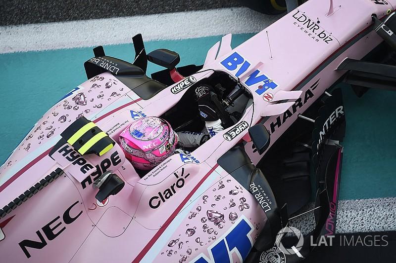 Force India registró un nuevo nombre sin la palabra India