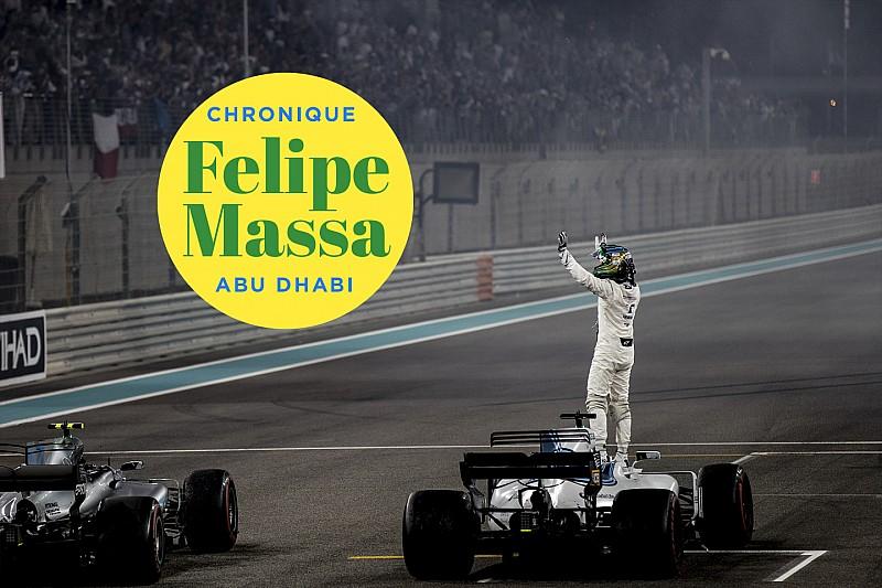 Chronique Massa - Un adieu à la F1 mais pas une fin de carrière