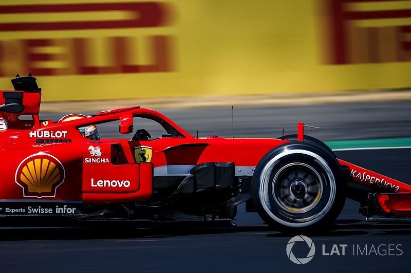 Los líderes de la F1, cautelosos en su elección de neumáticos para Alemania