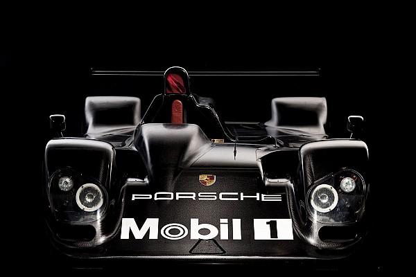 24 heures du Mans Actualités Trésor caché depuis 20 ans, la Porsche LMP2000 se révèle!