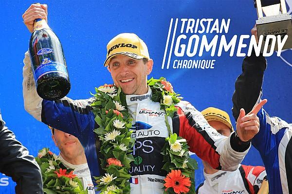24 heures du Mans Chronique Chronique Gommendy - Un nouveau podium aux 24 Heures du Mans !