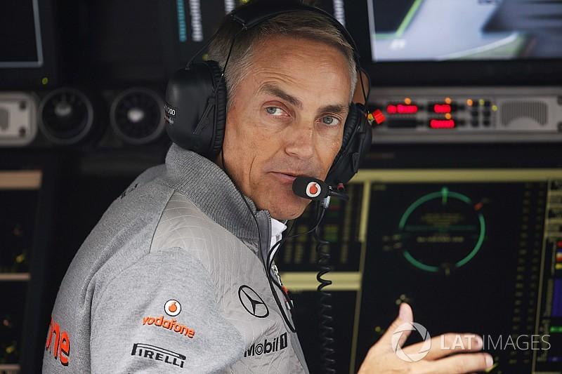 McLaren minimiza las críticas de Whitmarsh