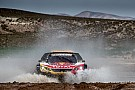 Dakar Peterhansel concedes Dakar victory hopes to Sainz