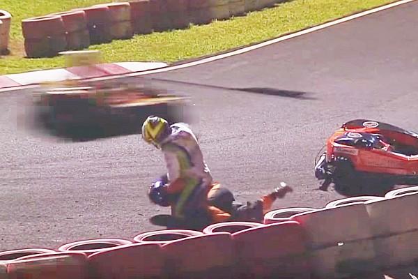 Kart Noticias de última hora El automovilismo brasileño reacciona a la vergonzosa pelea de karting