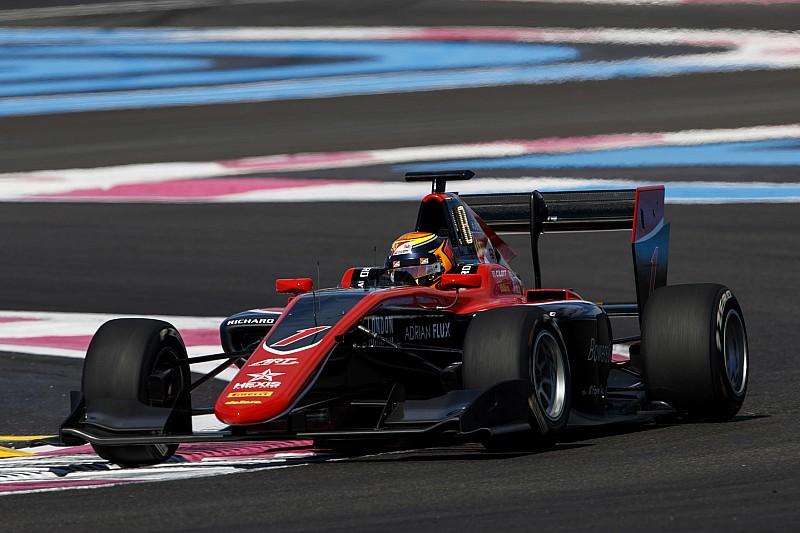 Ilott consigue su primera victoria en la GP3 en Paul Ricard