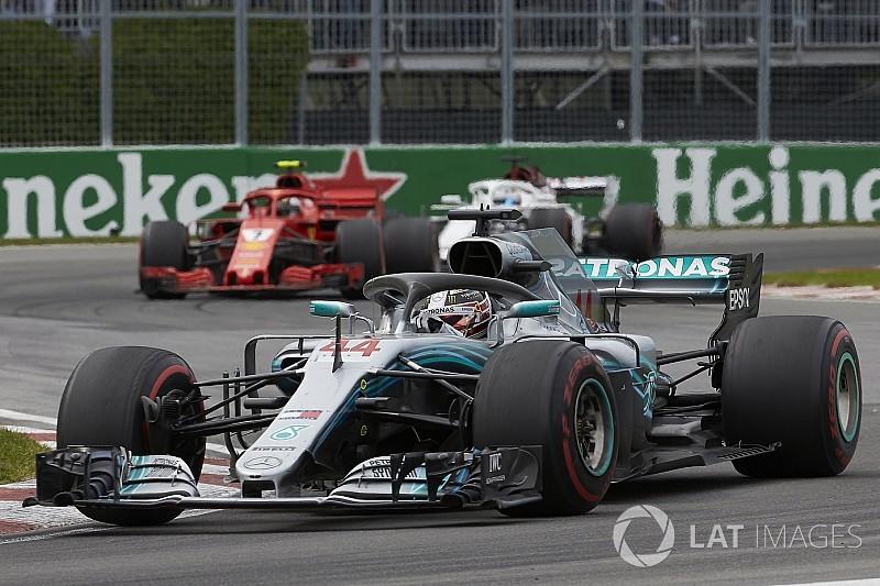 Mercedes: Montreal'de eski motorları mümkün olduğu kadar zorladık