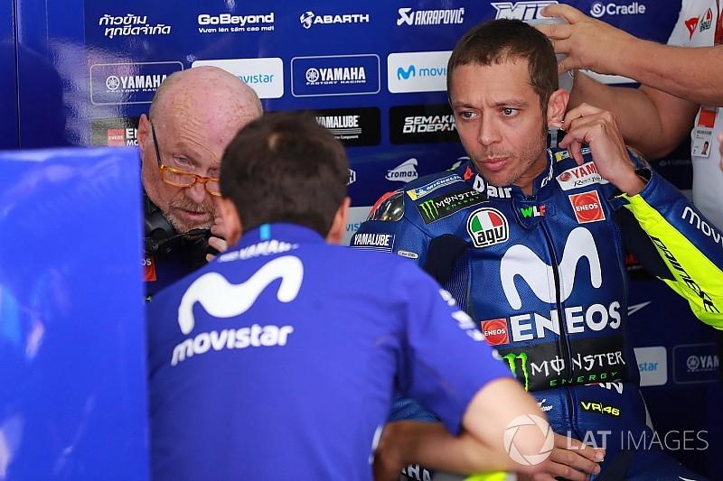 """""""Rien de spécial"""" à tester et pas d'amélioration pour Rossi"""