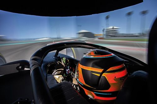 The trick simulator keeping Mercedes ahead of the game
