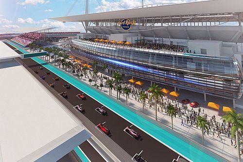 Nuevo intento de un GP en Miami será puesto a votación