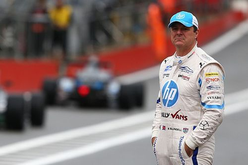 Экс-пилот Ф1 Бланделл решил уйти из гонок