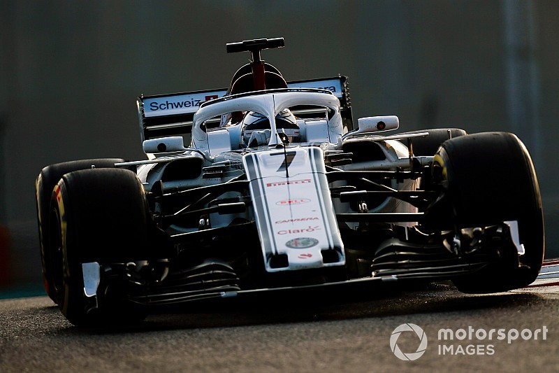 Gallery: Abu Dhabi Pirelli tyre test