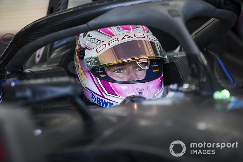 ماكسيمليان غونتر يُكمل تشكيلة سائقي الفورمولا إي للموسم المقبل مع فريق دراغون