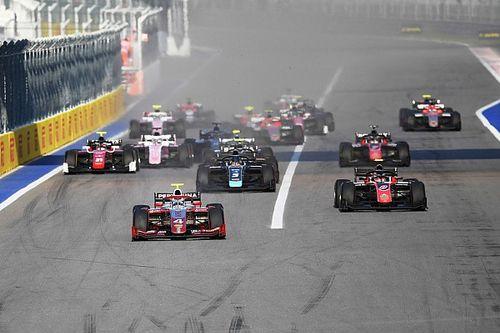 FIA announces 2019 calendars for F2 and F3